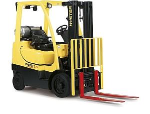 Web-STapler - Hyster Stapler - Diesel und Gas Gabelstapler - S2.0-3.5FT 2000-3500kg