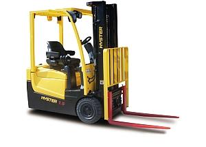 Web-Stapler - Hyster Stapler - Elektro 3 Rad Stapler - A1.3-1.5XNT 1300-1500kg