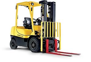 Web-STapler - Hyster Stapler - Diesel und Gas Gabelstapler - H2.0-3.5FT 2000-3500kg