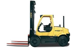 Web-STapler - Hyster Stapler - Diesel und Gas Gabelstapler - H6.0-7.0FT 6000-7000kg