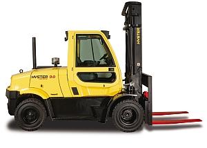 Web-STapler - Hyster Stapler - Diesel und Gas Gabelstapler - H8.0-9.0FT 8000-9000kg