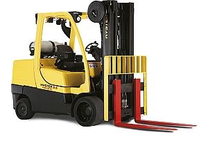 Web-STapler - Hyster Stapler - Diesel und Gas Gabelstapler - S4.0-5.5FT 4000-5500kg